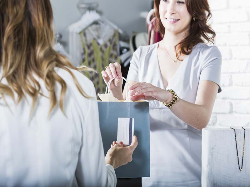 افزایش فروش در تجارت