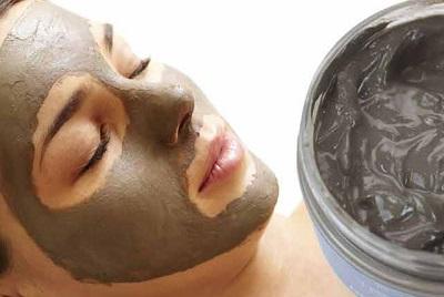 ماسک نارون،بنزویین و خاک رس برای رفع جوش های صورت