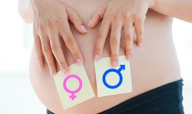 زمان مناسب تعیین جنسیت