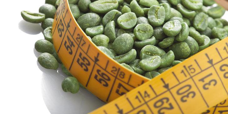 قهوه سبز و لاغری