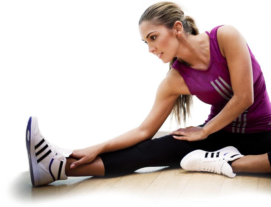 آموزش ورزش خانگی برای لاغری و تناسب اندام