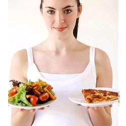 مواد غذایی ممنوعه در دوران بارداری