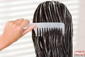 ماسک مو برای موهای بیحالت و نازک