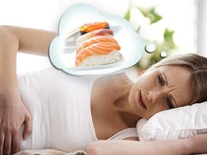 مسمومیت سالمونلا و خطرات آن برای جنین